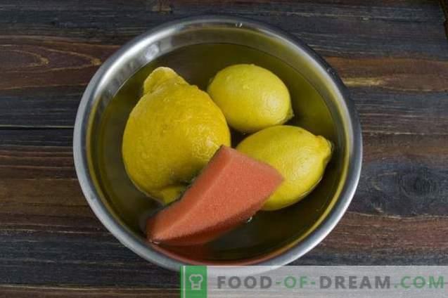 Atasco de limón - Receta rápida