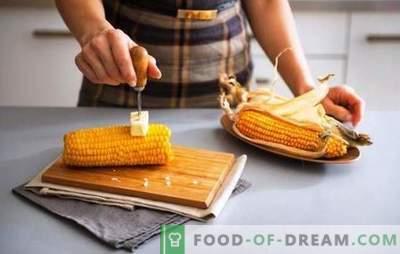 Le maïs au lait est une céréale délicate au goût crémeux. Plusieurs façons de cuisiner le maïs avec du lait et du beurre
