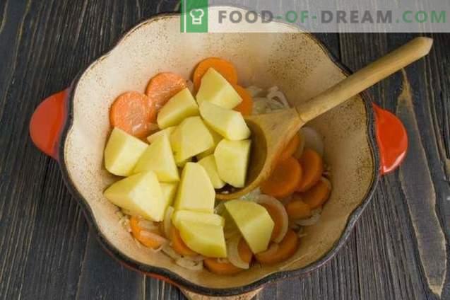Зеленчукова супа на суроватка