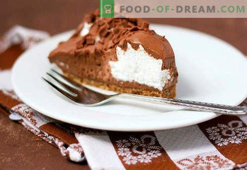 Торта Мус - най-добрите рецепти. Как да правилно и вкусно готви торта мус.