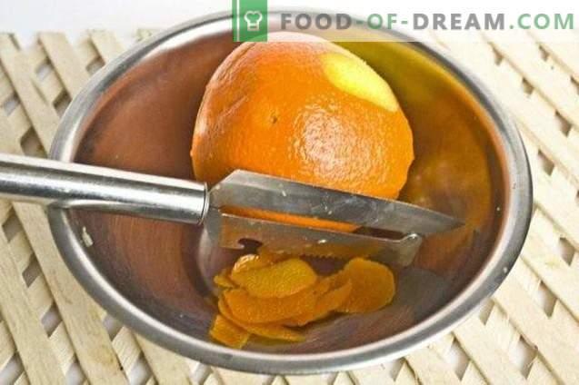 Mermelada de calabaza con naranjas