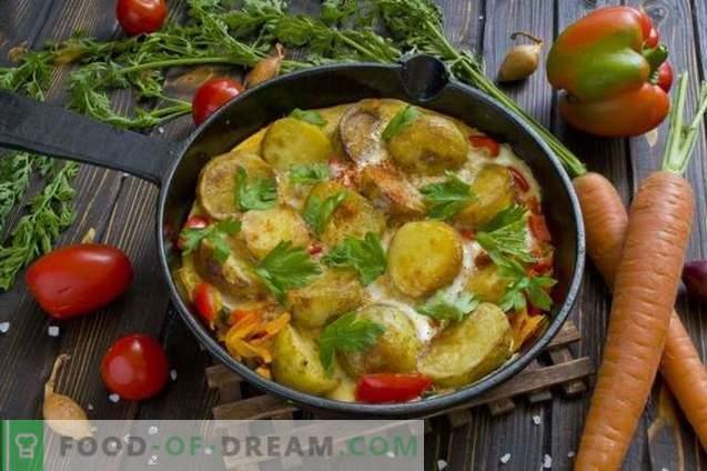 tortilla aux pommes de terre