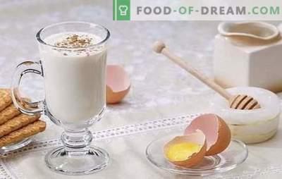 Ryska desserter - Ändra inte traditionerna! Matlagning ryska efterrätter: Guryev gröt, ris kvinna, eggnog, bakade äpplen
