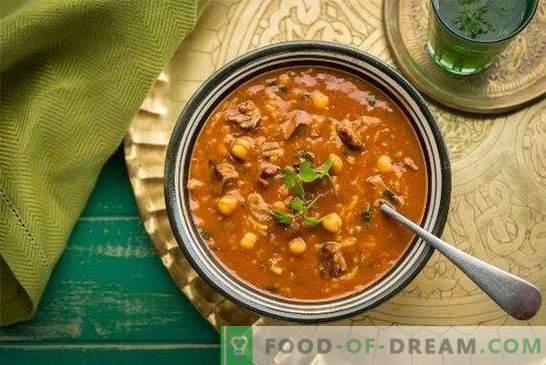 Känner till marockansk mat: anpassade recept