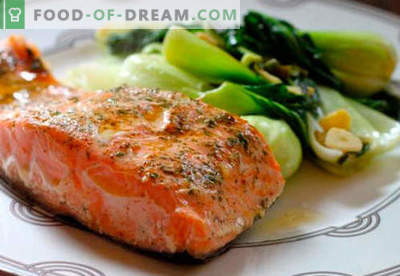 Ahju küpsetatud lõhe on parimad retseptid. Kuidas korralikult ja maitsvalt küpsetatud lõhe küpsetada.