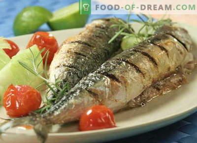 Makrill i en multicooker - de bästa recepten. Hur man får en välsmakande och kockmakrill i en långsam spis.