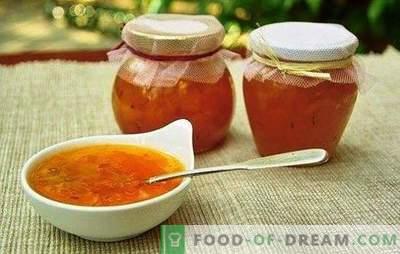 Fem minuter äpplen för vintern är en fantastisk, vitaminrik efterrätt. De bästa fem minuters recepten från äpplen till vintern