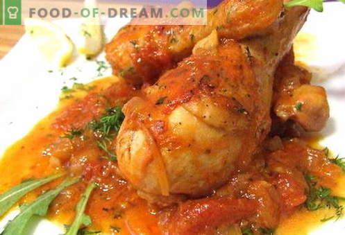 Conejo estofado - las mejores recetas. Cómo cocinar correctamente y sabroso el estofado de conejo.