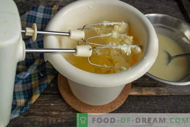 Cremă de miere cremoasă pentru orice tort