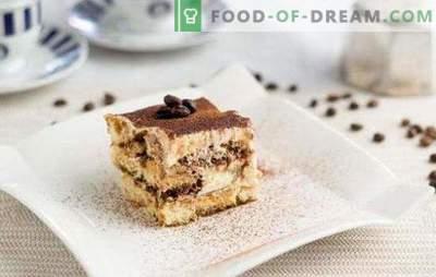 Skanūs ir paprasti desertai: greitai paruošite saldainius namuose! Paprasčiausias receptas desertams, pagamintiems iš sausainių, lazdelių, vaisių, grietinės ir meduolių