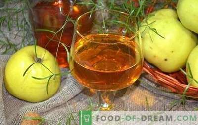 Ябълковото вино у дома не е лесно, но много просто! Рецепти за приготвяне на вкусни ябълкови вина у дома