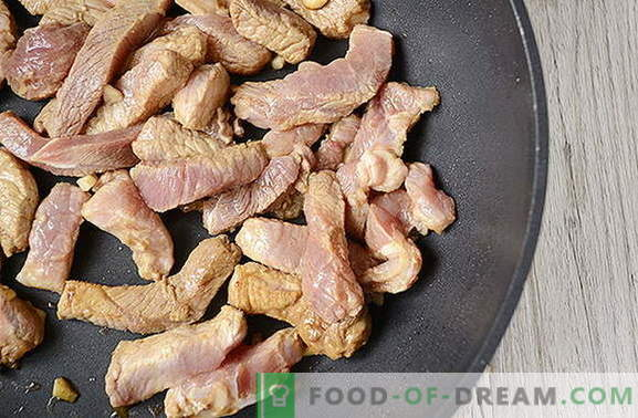 How to cook meat in Thai at home? Much easier than it seems