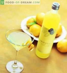 Cómo beber limoncello